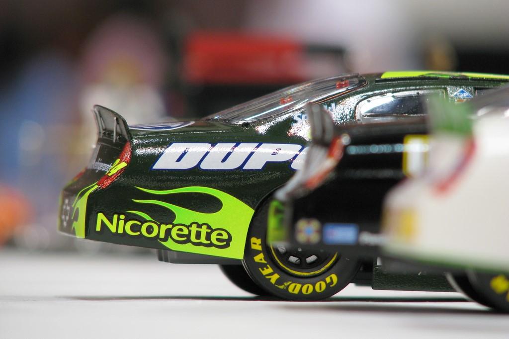 The 24 Car Of Jeff Gordon From 2007 NASCAR Season