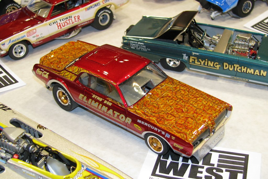 Nnl West 2008 Model Car Contest Page 3 Photos By Michael Martin